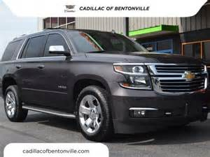 chevrolet tahoe 2015 bentonville with pictures mitula cars