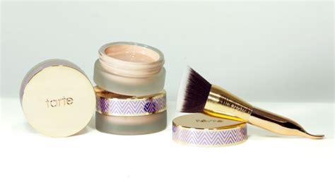 empowered hybrid gel foundation light neutral a tarte ful tuesday of the day with the tarte