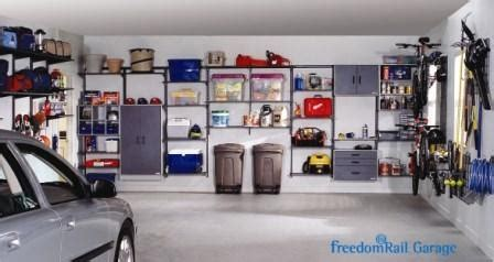 Garage Garbage Organization 1000 Images About Freedomrail Storage Systems Organized