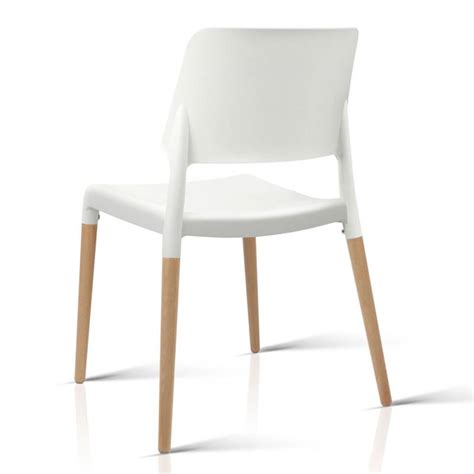 M S Armchair by 4x Belloch Replica Dining Chairs In White Buy Sets Of 4
