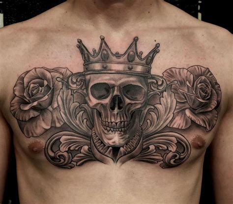 44 Best Images About John Perez Black And Grey Tattoos On Chest Ideas Black And Grey