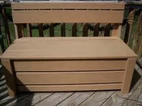 Deck Storage Bench Tru Tales Feats Deck Storage Bench