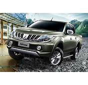 All New 2014 Mitsubishi L200 Triton Pickup Truck 2015