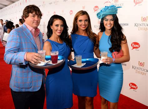 duffner and l amanda boyd pictures grey goose lounge at kentucky derby