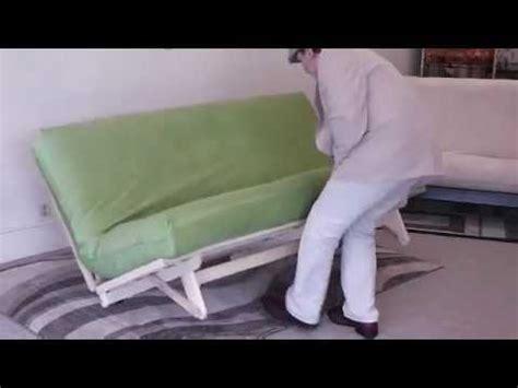 convert a futon how to convert a futon
