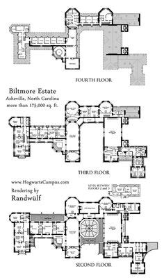 biltmore estate floor plans 1000 images about fabulous floor plans on pinterest