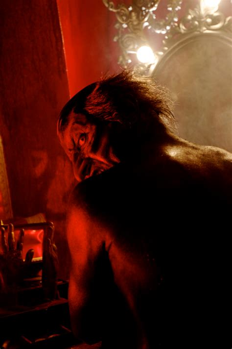 Insidious Movie Red Faced Demon | insidious 2011 effective ghost chiller
