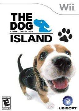 puppy island the island