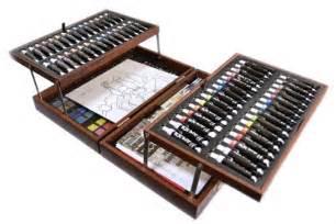 art 101 156 piece artist s suite painting amp drawing set