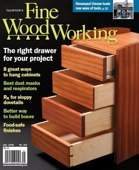 fine woodworking magazine december   love