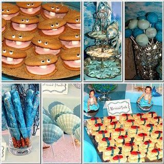 sea themed names under the sea theme party snack ideas someone needs a