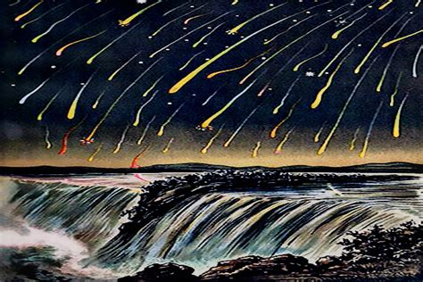 1833 Meteor Shower by The Great Meteor Of 2014 What You Need To