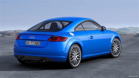 Hardtop Audi Tt by Audi Tt Hardtop Blue Hd Desktop Wallpapers 4k Hd