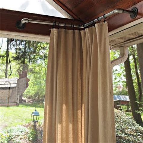 waterproof outdoor curtains 25 best ideas about deck curtains on pinterest outdoor
