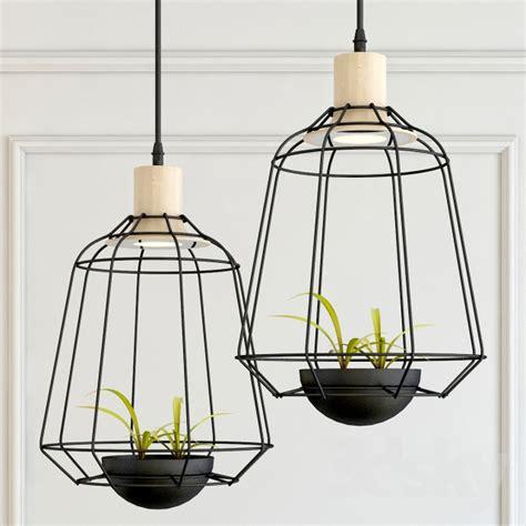 hang pots from ceiling 3d models ceiling light hanging l pots light