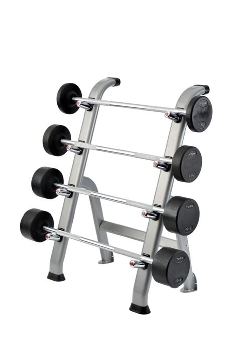 Barbell Storage Rack by Pro Style Barbell Rack For 4 Barbells Chandler Sports
