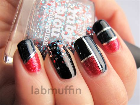 Striping Nailart striping nail tutorial for picture