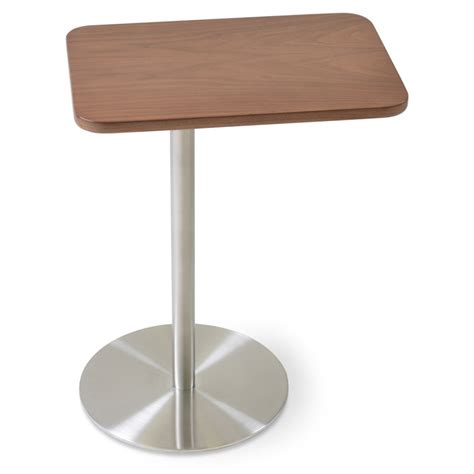Harvard End Table Swivel Modern End Tables Clementine