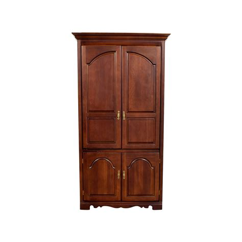 broyhill tv armoire wardrobes armoires used wardrobes armoires for sale