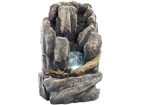 beleuchtung zimmerbrunnen infactory tischbrunnen beleuchteter zimmerbrunnen