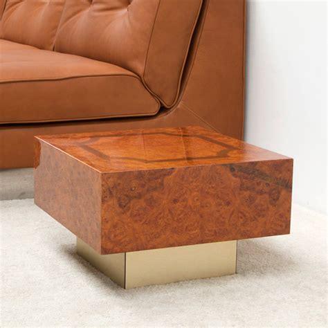 burl wood side table square burl wood side table furniture