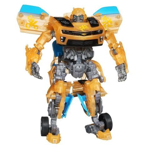 Transformers Deluxe Exclusive Canister Bumblebee transformers 3 of the moon exclusive deluxe figure bumblebee figures mall