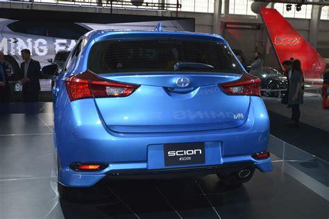 Toyota Auris Usa 2016 Scion Im Toyota Auris Hatchback For The Usa Image