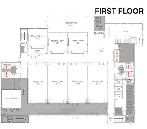 facility floor plan floor plans victoria college conference education