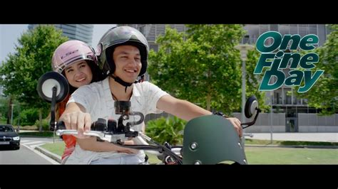 watch one fine day film official teaser one fine day 2017 michelle ziudith
