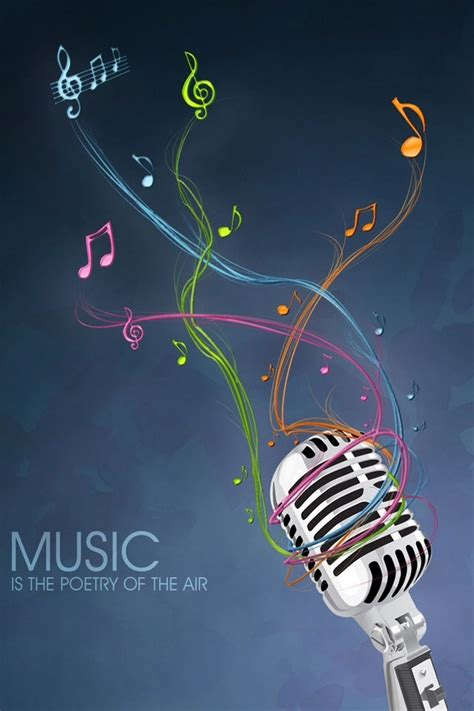 music layout on iphone cool music note iphone 4 wallpapers free 640x960 hd iphone