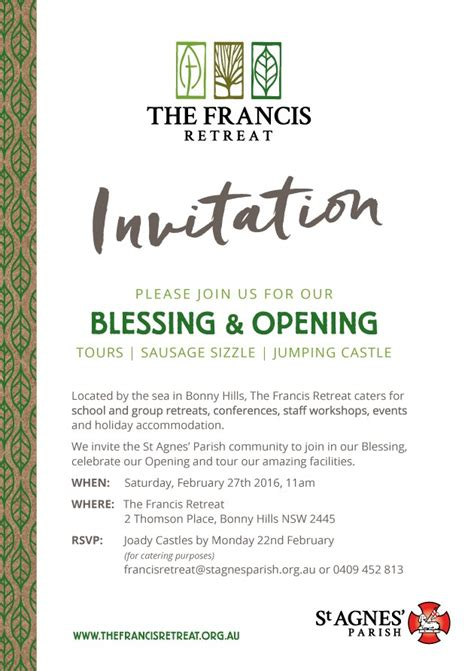 Wedding Blessing Letter by Sle Invitation Letter House Blessing Images Invitation