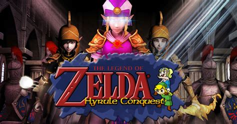 The Legend Of Time S Menagerie Hyrule Conquest Wiki Fandom Powered By Wikia Fangame Hyrule Conquest Universo