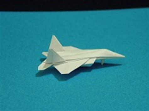 Origami F 22 Raptor - origami panavia tornado tutorial crafting paper