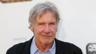 Ford Harrison Harrison Ford Suffers Ankle Injury On Set Of New Wars