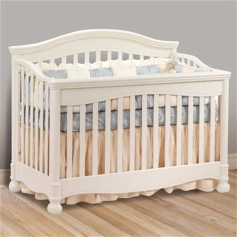 Ay Crib Free by Natart Avalon 5 In 1 Convertible Crib In Linen Free Shipping