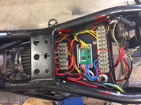 motorcycle electrics 101 re wiring your cafe racer