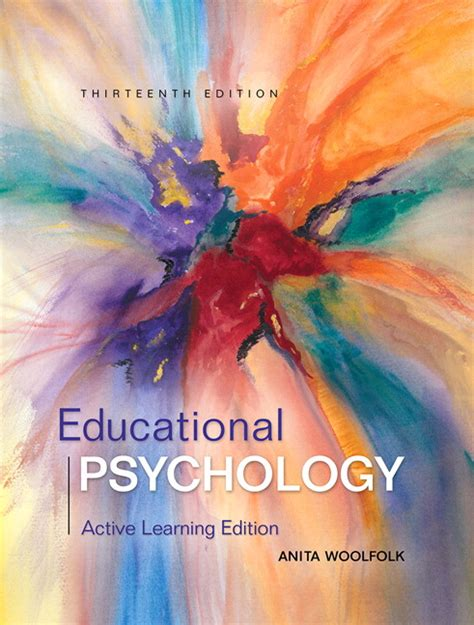 educational psychology 14th edition books woolfolk myeducationlab with enhanced pearson etext