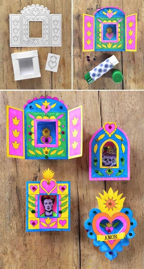 Mexican Paper Crafts - 25 best ideas about mexican crafts on