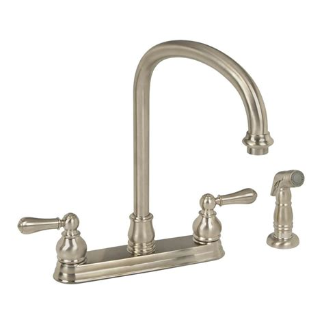 american kitchens faucet american standard hton 2 handle bar faucet in satin