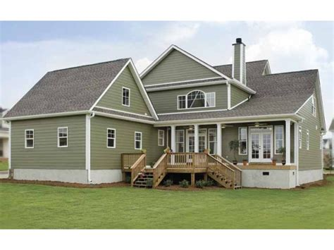 metal building house plans with wrap around porches impressive farmhouse w wrap around porch hq plans
