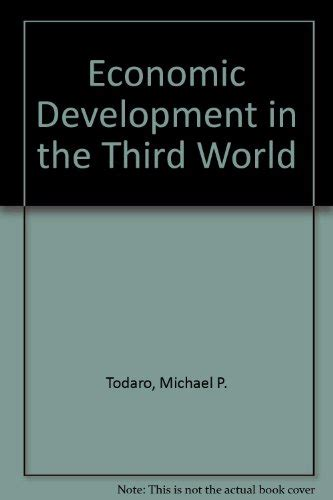 and development in the third world books biography of author michael p todaro booking appearances