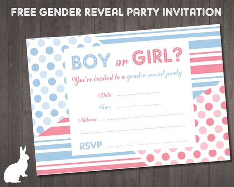 Party Invitation Templates Gender Reveal Party Invitation Template Party Invitation Text Custom Gender Reveal Invitation Template