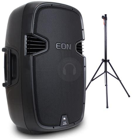 Speaker Jbl Eon 515xt jbl eon 515xt 15 inch active speaker ekho speaker stand