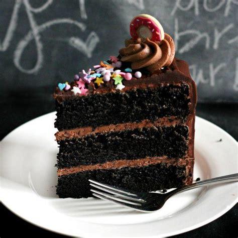 black magic birthday cake dark  decadent chocolate cake popular recipes cake decadent