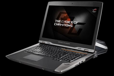 Laptop Asus Nvidia asus crams the nvidia geforce gtx 10 series of gpus into six rog gaming laptops