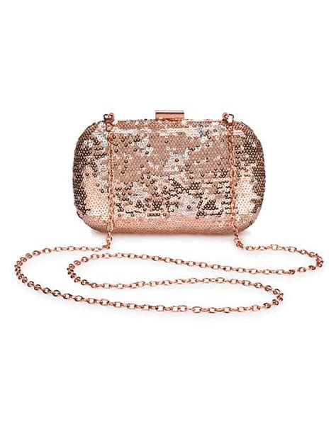 Shopping Magnes Gold Clutch by Gold Sequin Clutch Bag J D Williams