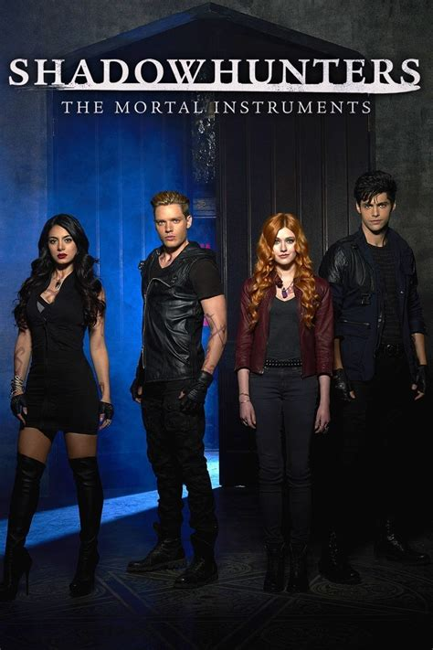 tv series shadowhunters tv series 2016 posters the
