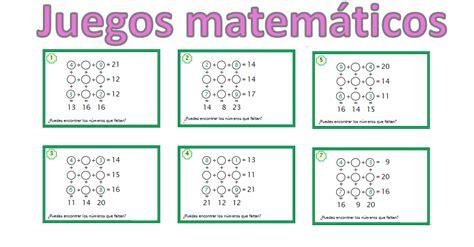 juegos matemticos y de juegos matem 225 ticos para primaria 3x3 sumas orientacion andujar