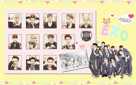 wallpaper cute exo exo cute wallpaper 2 by kpopgurl on deviantart