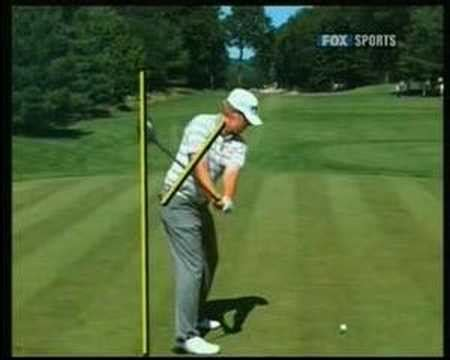 rickie fowler swing vision tiger woods swingvision down line 1 funnycat tv